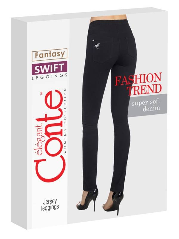 Conte Swift jeggingsit navy long