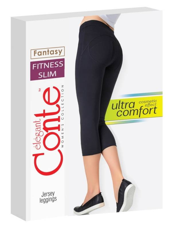 Conte Fitness Slim push-up caprit long