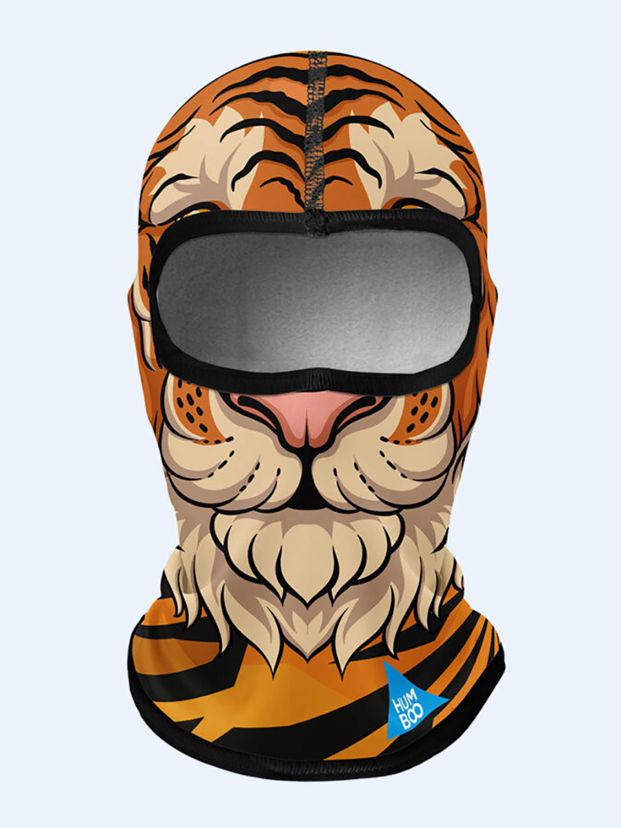 Humboo Snow Kids Balaclava Tiger 25