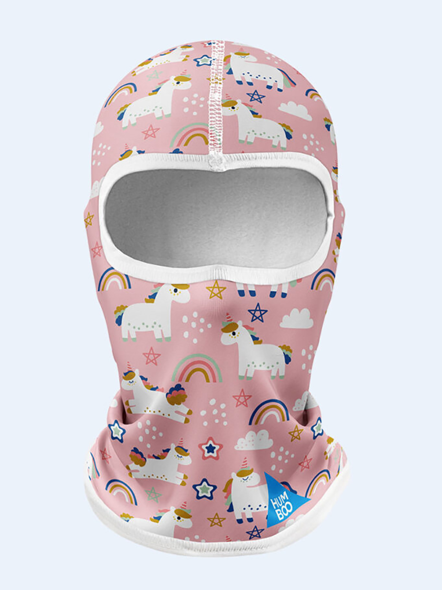 Humboo Snow Kids Balaclava Ponnies 27