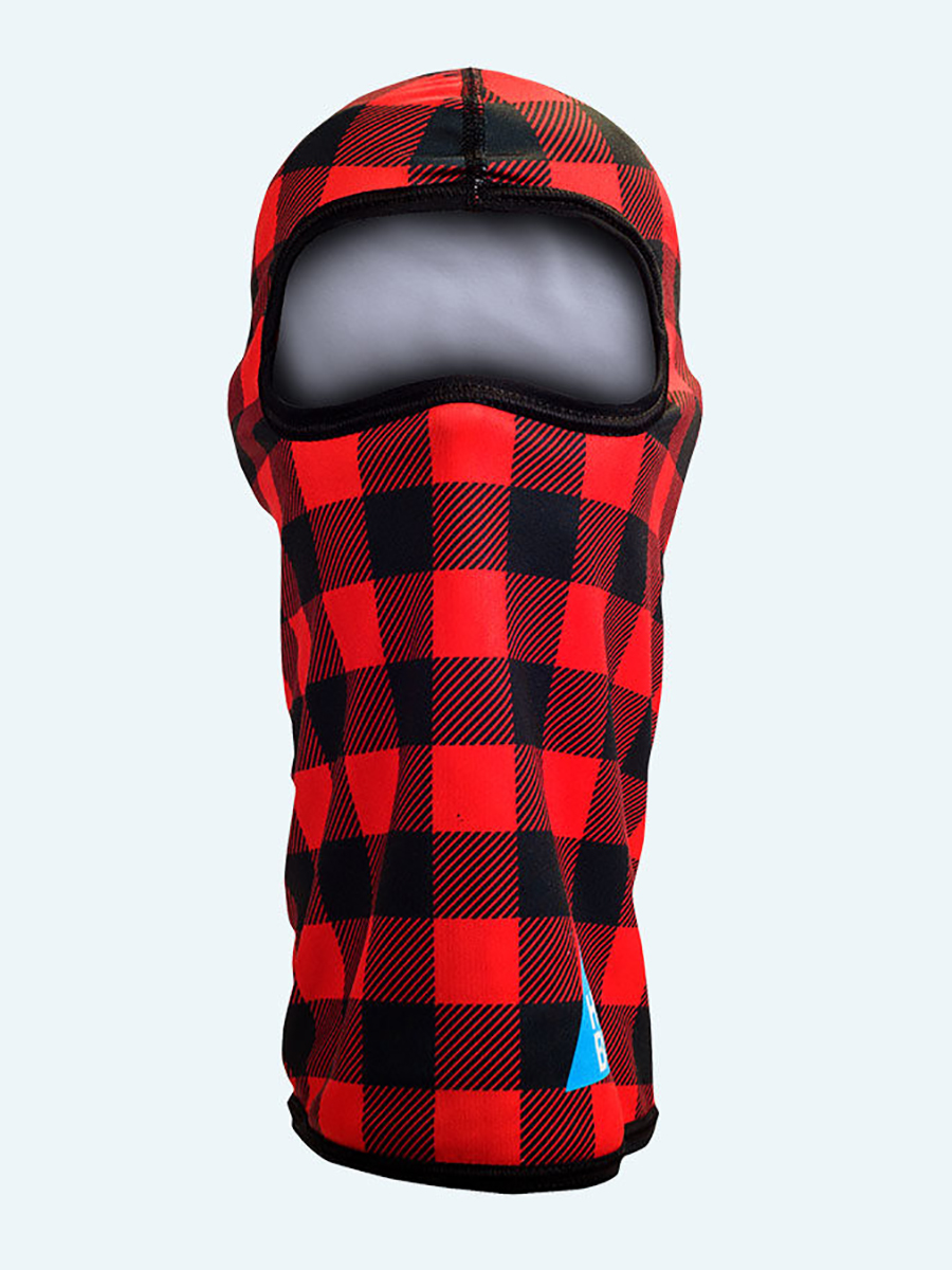 Humboo Snow Balaclava Plaid 93