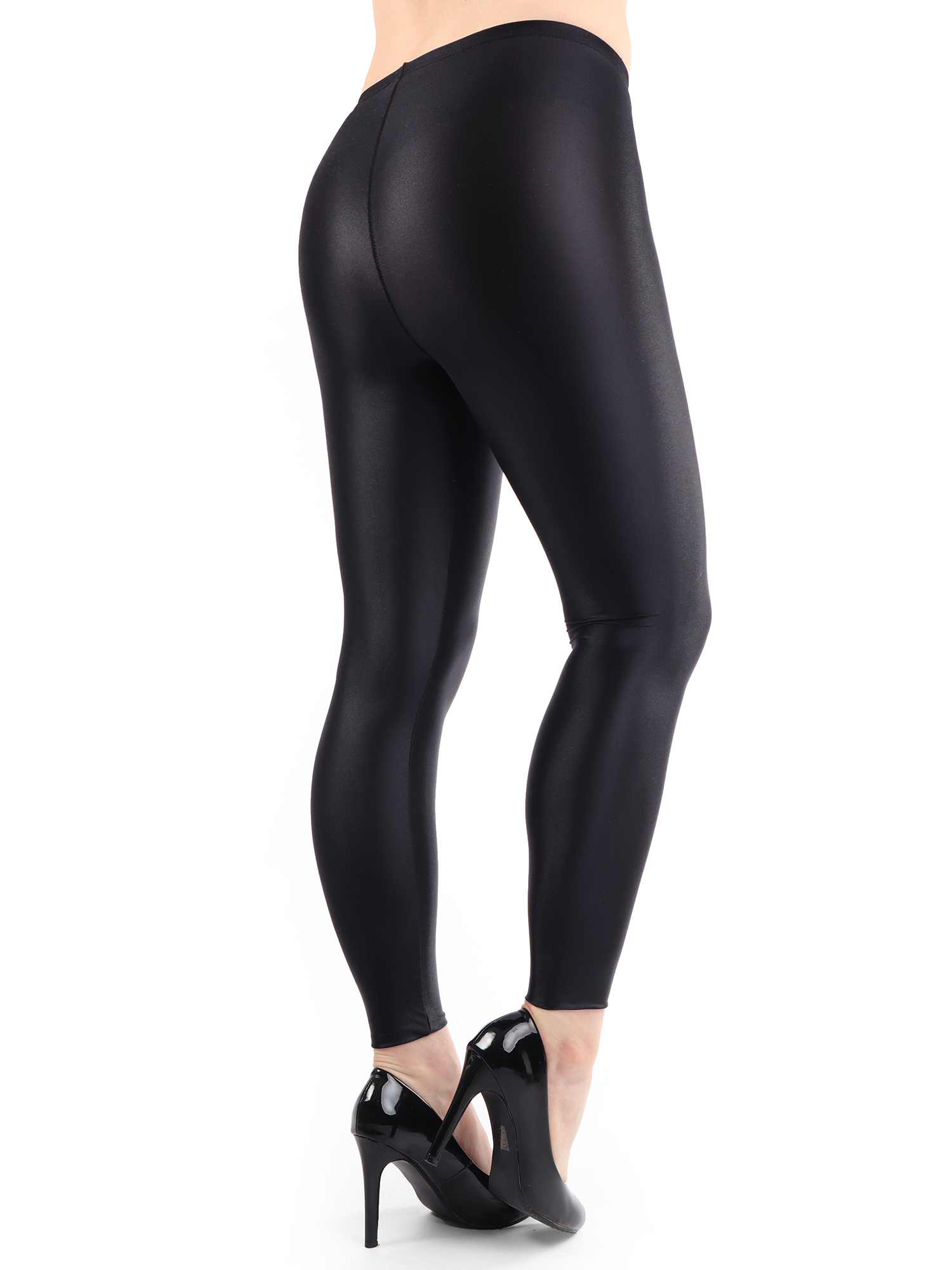 Gatta Black Brillant wetlook leggingsit