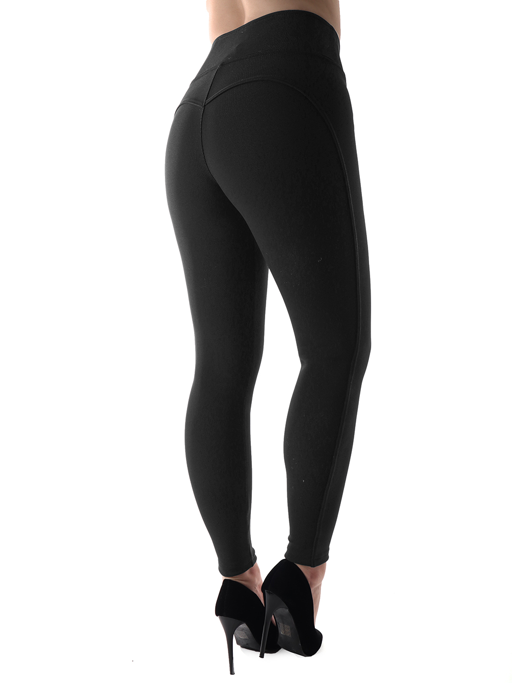 P.C. Glamur push-up leggingsit